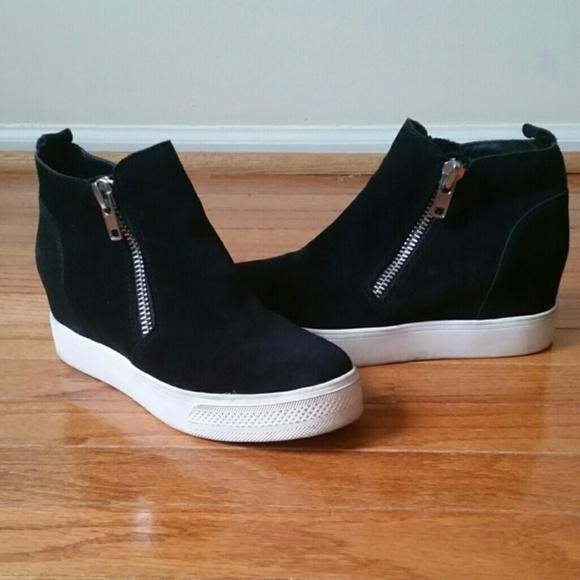 596bc1fe81d Steve Madden Women s Wedgie Sneakers 6.5M. M 5bfc5823819e90ddff2168e0
